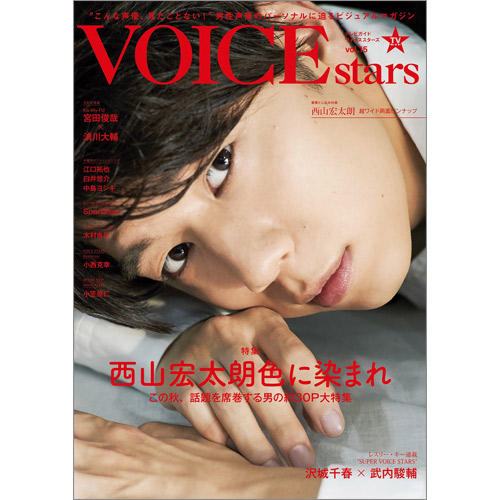 TVガイドVOICE STARS vol.15
