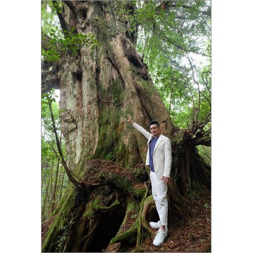 浄化&開運で最強運を手に入れる 木下レオン吉方位の旅