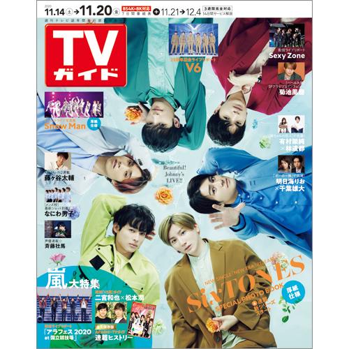 TVガイド   2020年11月20日号